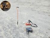 Recherche de fuite. Utilisation du gaz traceur sur réseau extérieur