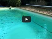 Recherche de fuites dans une piscine