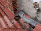 toiture qui fuit, tuiles décallées