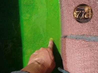 Recherche de fuite sans casse terrasse mise en eau